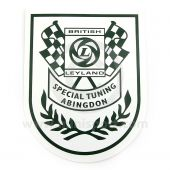 Special Tuning ST Shield Sticker