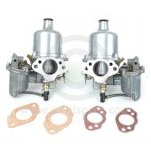 HS4 SU Twin Carburettor pair