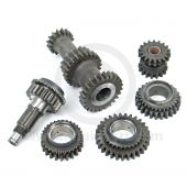 4 Synchro Straight Cut Gear Kit - Remote