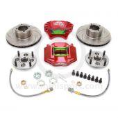 "8.4"" Vented Brake Kit - PADDY HOPKIRK"
