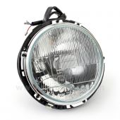 S5812B RHD complete headlamp assembly to suit all Mini models 1959 to 1996