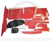 26 Piece Interior Panel Kit for RHD Mini Clubman Estate 70-75