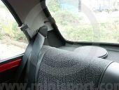 Rear Parcel Shelf Trim Panel - Carpeted - Mini 96-00