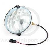 XBJ100280W Mini Cooper fog lamp with wiring