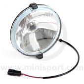 XBN10008W Mini Cooper drive lamp with wiring