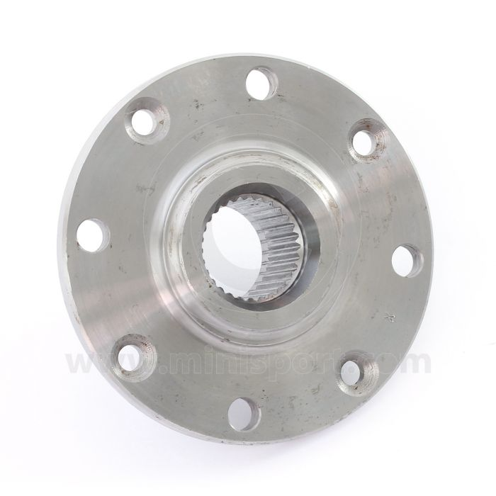 21A1270HD Hardened EN24 drive flange for Mini Cooper S and early 1275GT models with 7.5