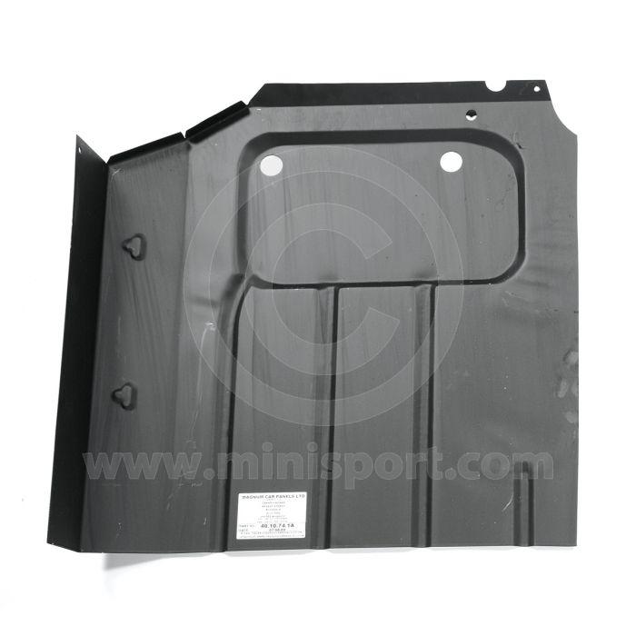 Front Floor Panel - LH - Mini Mk1/2/3 Restoration