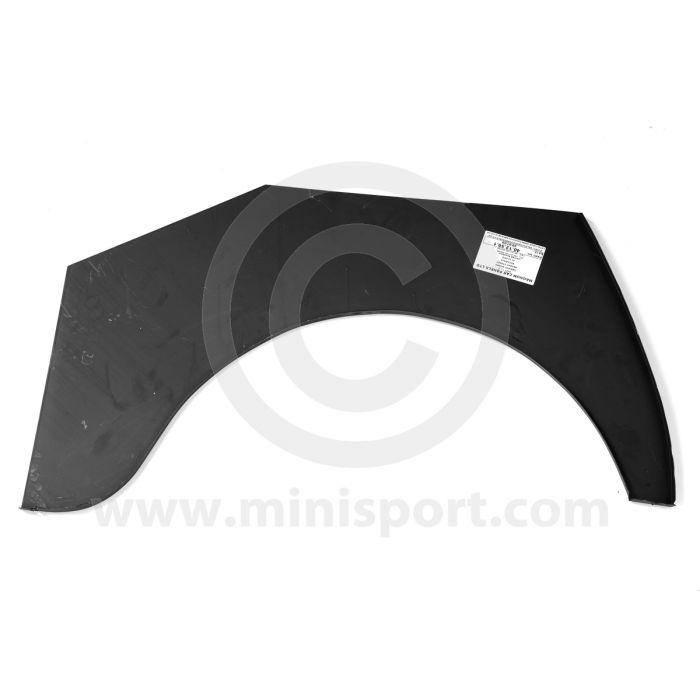 LH Rear Wheel Arch Side Repair Panel