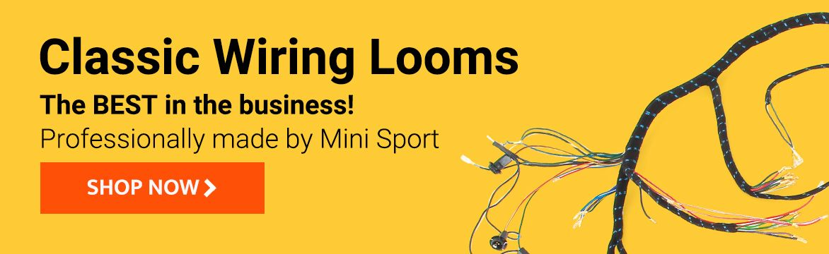 Mini Sport Wiring Looms Spares & Parts