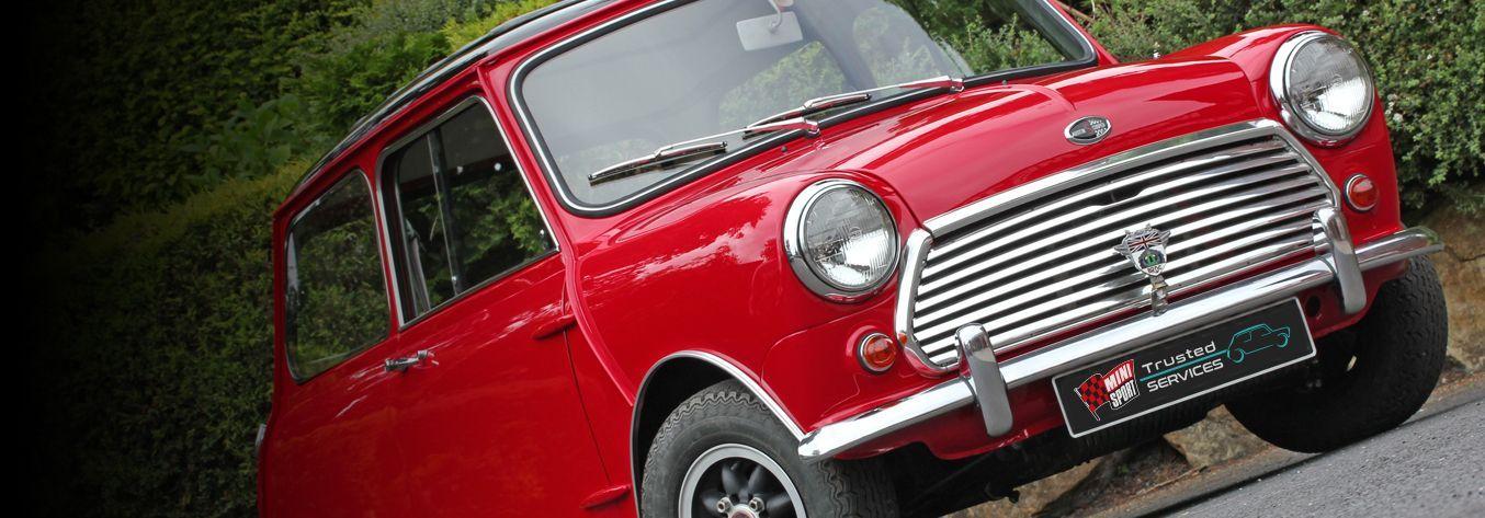Mini Sport Restorations