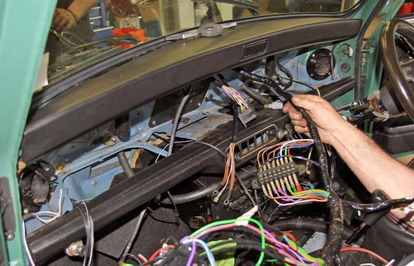 Mini Sport Opens Wiring Loom Department!