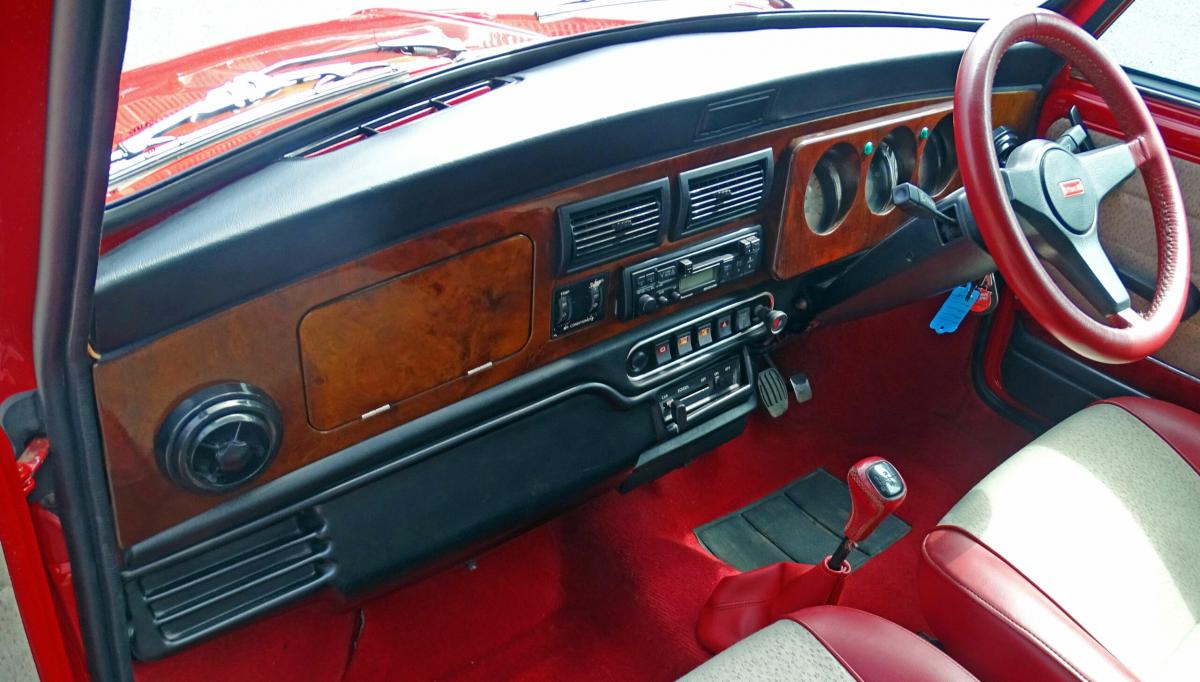 How to fit a Classic Mini Dashboard
