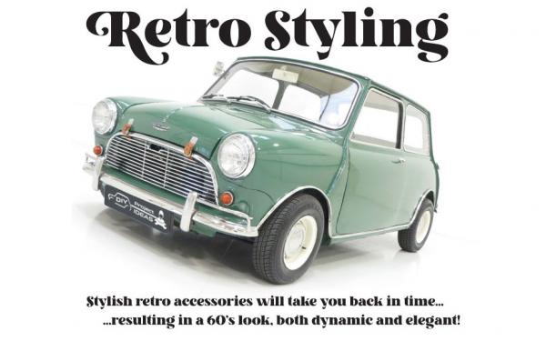 Retro Styling Guide
