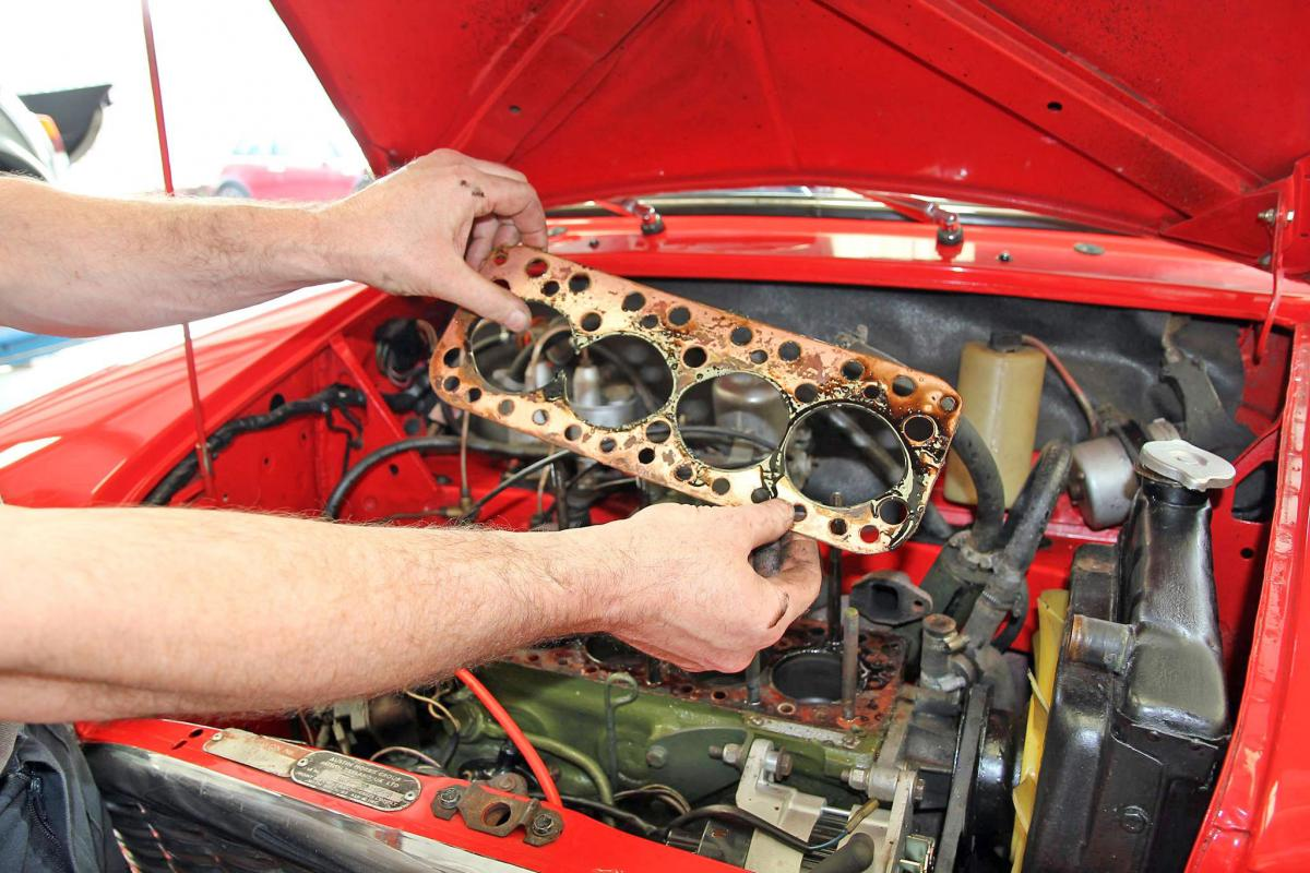 Mini Head Gasket Guide – why does it fail and how can I tell?