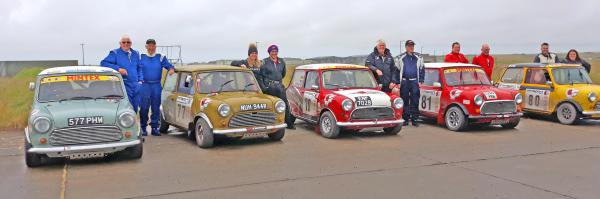 Mini Sport Cup 2021 Round 1: Brawdy Stages Rally