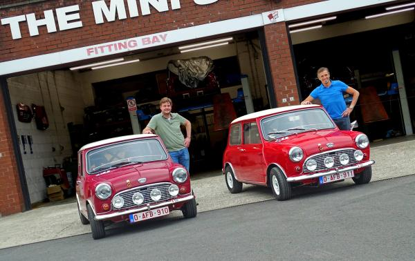 Mk1 Mini Rally Conversions Finished!