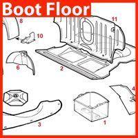 Floor & Roof Panels