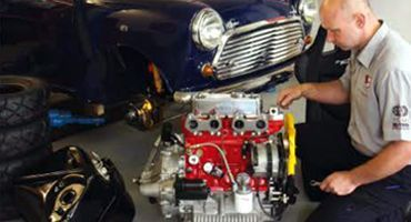 Mini Sport Engine Assembly