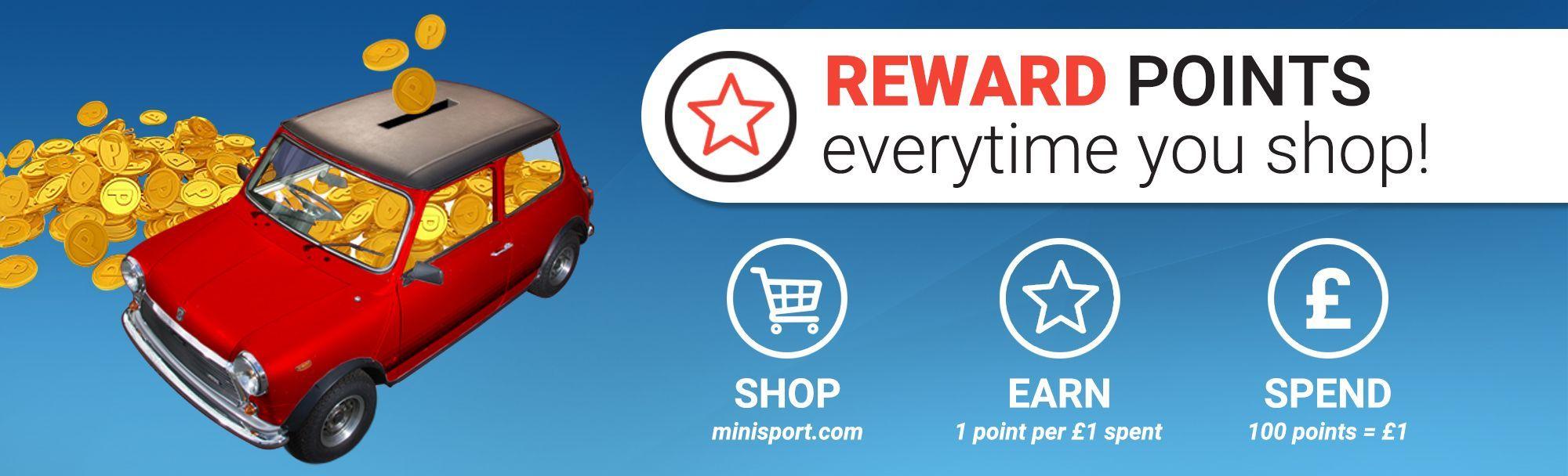 Mini Sport Reward Points