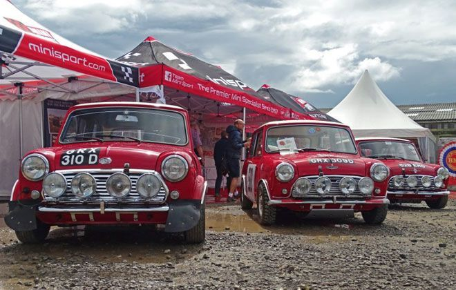 Mini Sport, founded by Brian & Heather Harper in 1967