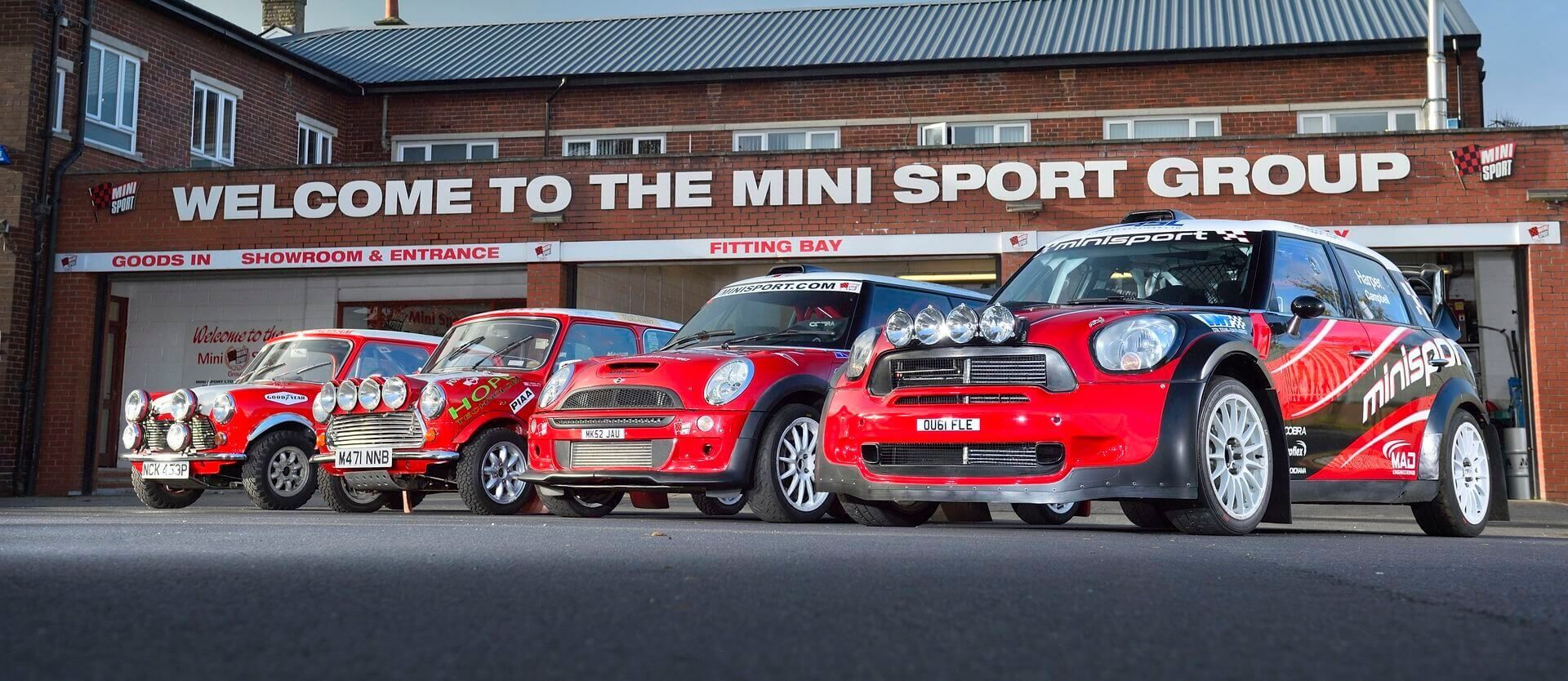 Welcome to Mini Sport