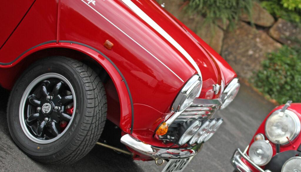 Monte Carlo Mini Wheel Arches